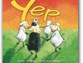 Książka dla dzieci: Yep