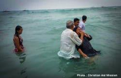 Chrzest Filipiny