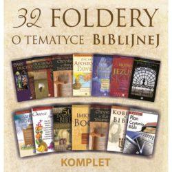 foldery o tematyce biblijnej