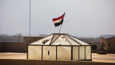 uwolnienie Mosulu