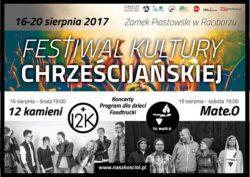 Festiwal Kultury Chrześcijańskiej w Raciborzu