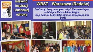 zjazd szkoły misyjnej