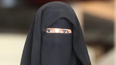 Arabia Saudyjska - Burka