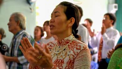 Chrześcijanie w Wietnamie