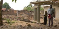 Nigeria Chrześcijanin na południe od Kaduna