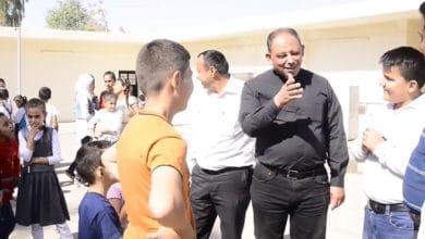 Ojciec Thabet Irak
