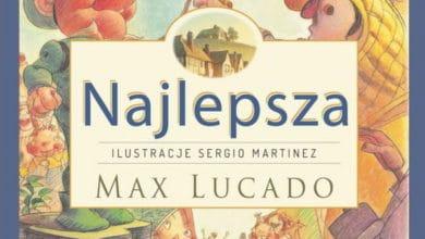 Najlepsza – Max Lucado