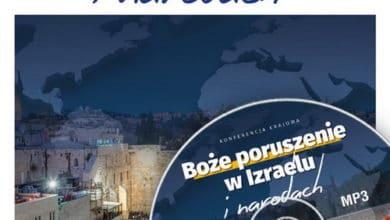 Boże poruszenie w Izraelu i narodach