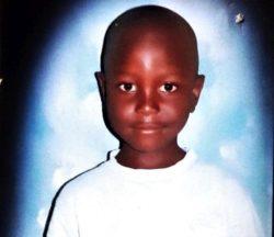 Peace Joseph 6 lat, zabity 8 marca