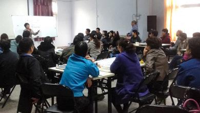 Szkolenie liderów chrześcijańskich w Chinach
