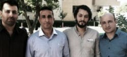 Fadaie, Nadarkhani, Mossayebzadeh, Omidi