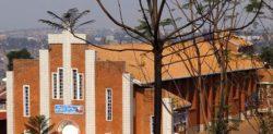 Kościół Saint-Famille w Kigali