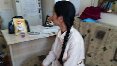 Hamida z Kirgistanu