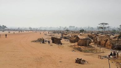 Obóz dla uchodźców Republika Środkowoafrykańska