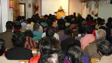 Zgromadzenie w kościele domowym
