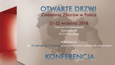 konferencja Otwarte drzwi 2018