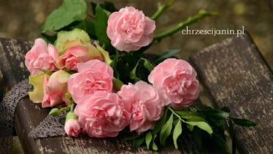 miłość kwiaty