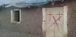 Budynek kościoła w Sudanie