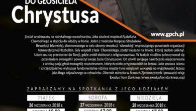 Daniel Shayesteh w Polsce 2018