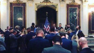 Uwielbienie w Białym Domu 2018