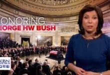 Bush modlił się