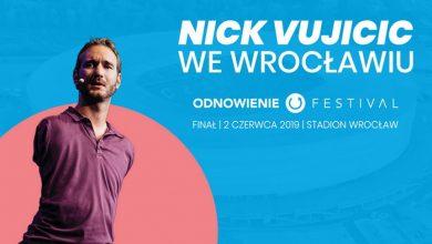 Photo of Nicky Vujicic 2 czerwca 2019 wystąpi we Wrocławiu
