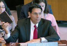 """Photo of """"Oto akt własności naszej ziemi"""": ambasador Izraela wyjmuje Biblię na forum ONZ"""