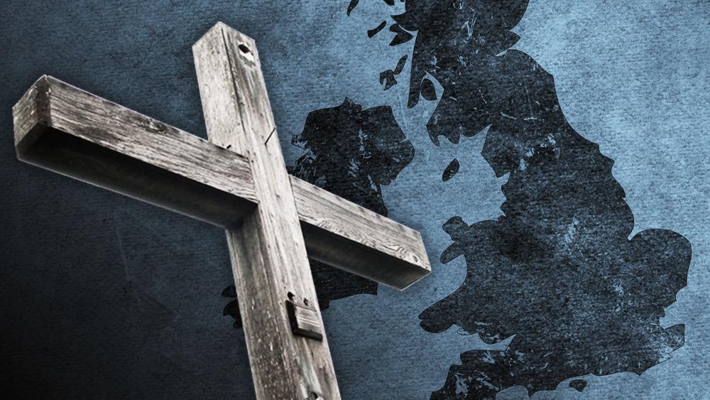 krzyż UK