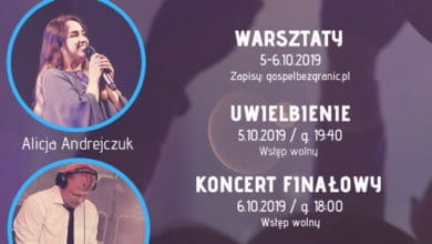Photo of IV Katowickie Warsztaty Gospel 5-6 X 2019