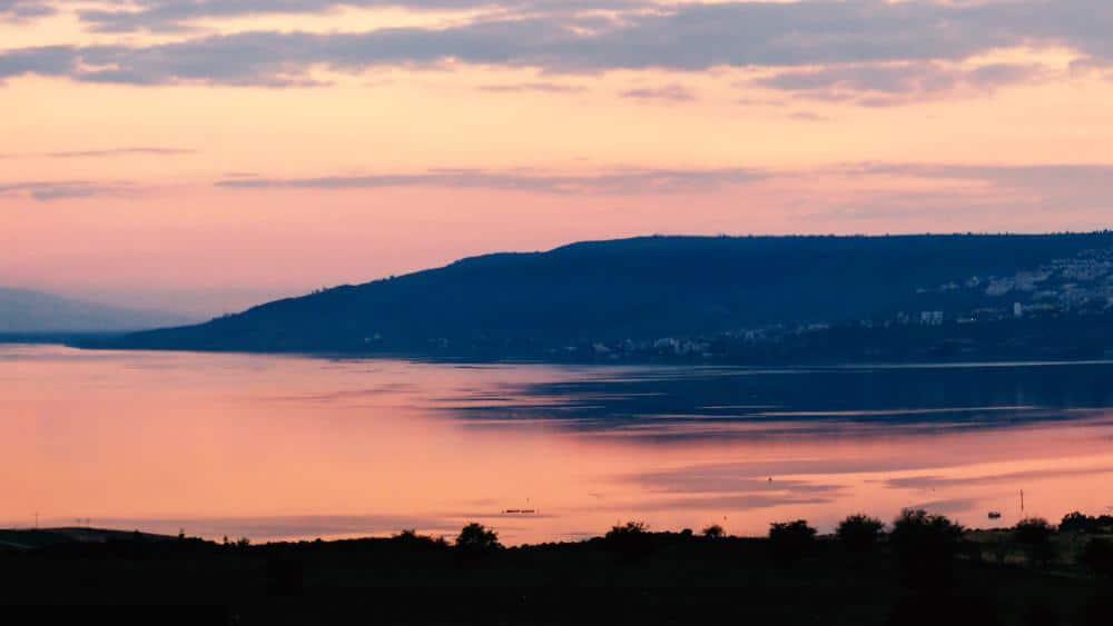 Jezioro Tybieradzkie