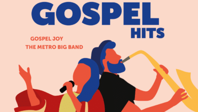 Photo of Gospel Joy & The Metro Big Band – The Greatest Gospel Hits