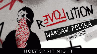 Photo of Holy Spirit Night w Warszawie