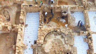 """Photo of Izraelscy archeolodzy odkrywają kościół sprzed 1500 lat dedykowany """"męczennikowi"""""""