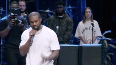 Photo of Gwiazda hip-hopu Kanye West kończy ze świecką muzyką