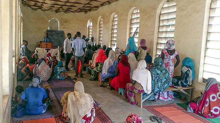Kościół w Czadzie