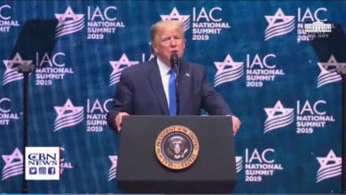 """Photo of Donald Trump: Izrael """"nigdy nie miał lepszego przyjaciela"""" niż ja"""