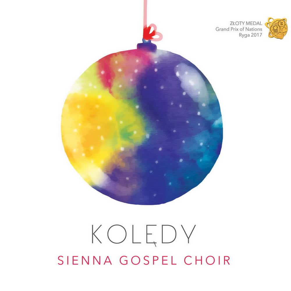 Sienna Gospel Choir Kolędy