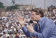 Photo of Ewangelista Reinhard Bonnke zmarł w wieku 79 lat