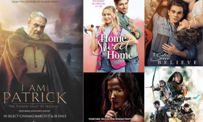 Photo of 5 filmów chrześcijańskich, które wejdą do kin w 2020 roku