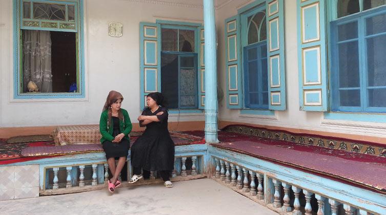 Kobiety ujgurskie