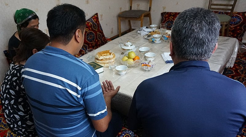 chrześcijanie w Azji Środkowej
