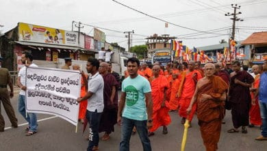 Photo of Ataki buddyjskich ekstremistów na chrześcijan