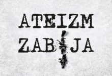 Photo of Ateizm zabija