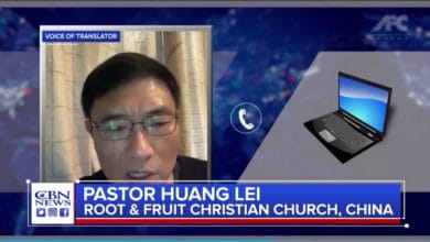 Photo of Chińskie kościoły proszą Boga, by zatrzymał epidemię koronawirusa