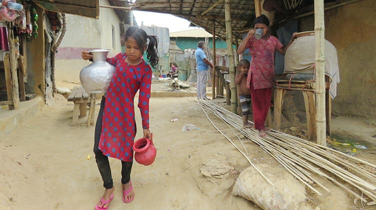 Dzieci Rohingya