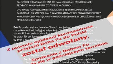 Photo of Odwołanie wizyty Boba Fu w Polsce