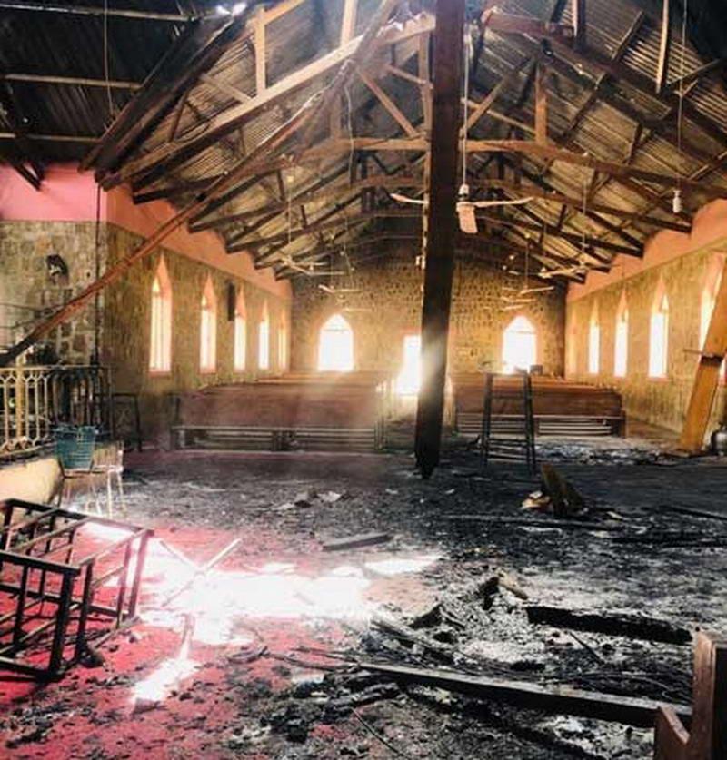 kościół w Garkida
