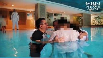 Photo of Tajna misja ochrzczenia 20 Irańczyków