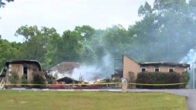 Photo of USA: Podpalono kościół – koronawirus w tle