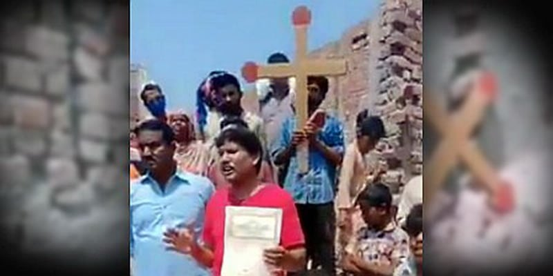 Ataka na kościół w Kala Shah Kaku
